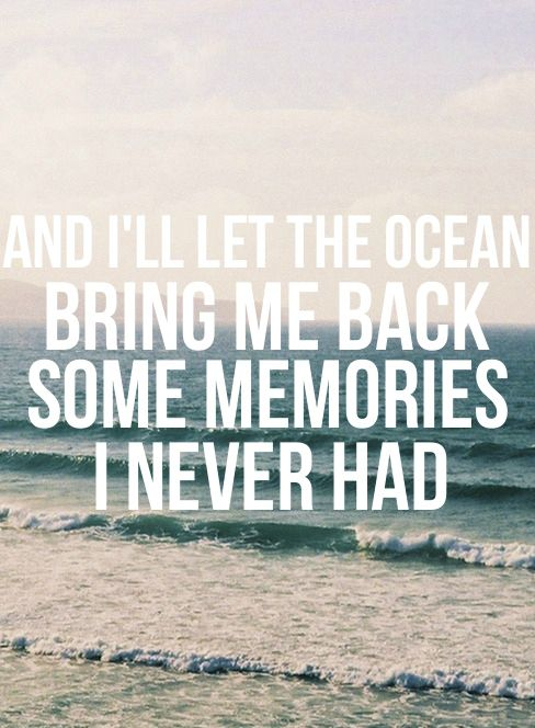 Quotes About Ocean New 61 Best Sea Quotes Images On Pinterest  The Beach Beach Sayings