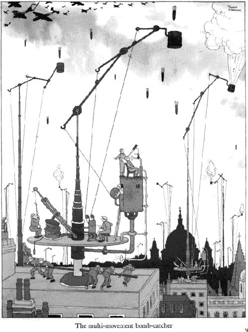 William Heath Robinson