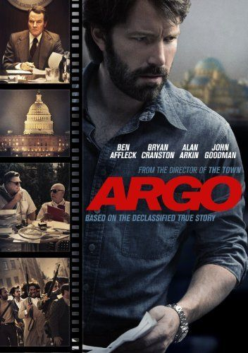ARGO, part of the Road to the Oscars series. We were glad it got Best Picture.