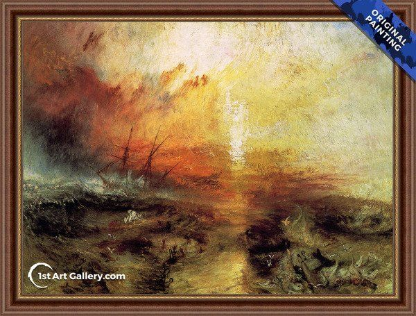 Turner Painting Reproductions For Sale 1st Art Gallery Turner Painting William Turner J M W Turner