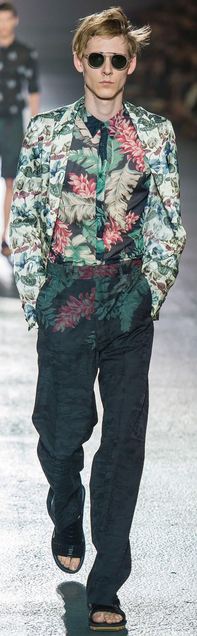 Dries Van Noten Spring 2014 Menswear Fashion Show jetzt neu! ->. . . . . der Blog für den Gentleman.viele interessante Beiträge  - www.thegentlemanclub.de/blog
