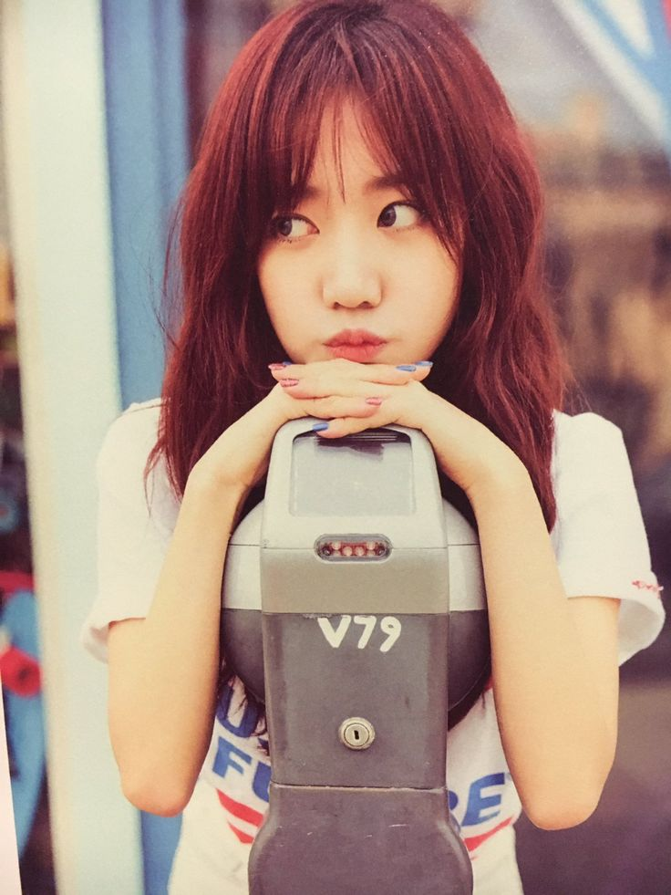 Apink's Namjoo #Fashion #Kpop #Idol