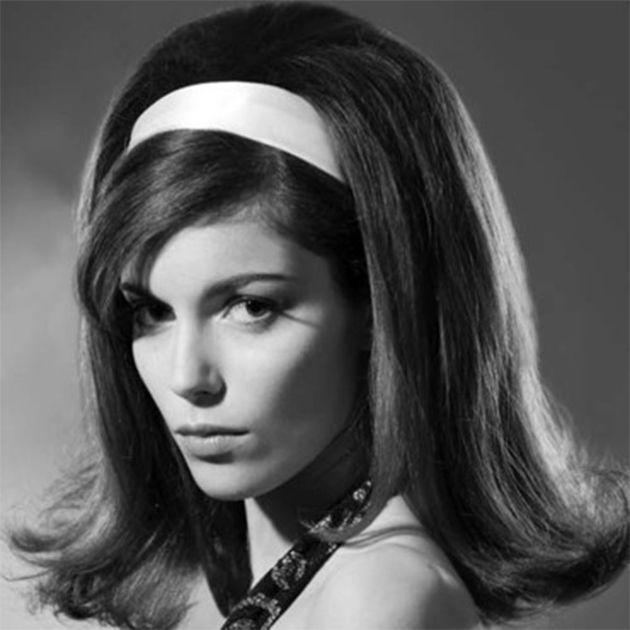 Cheveux années 60 mode