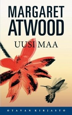 Margaret Atwoodille Helsingin Science Fiction seuran Tähtivaeltaja-palkinton vuonna 2015 parhaasta suomeksi julkaistusta tieteiskirjasta. Uusi maa -romaani päättää MaddAddam-trilogian.