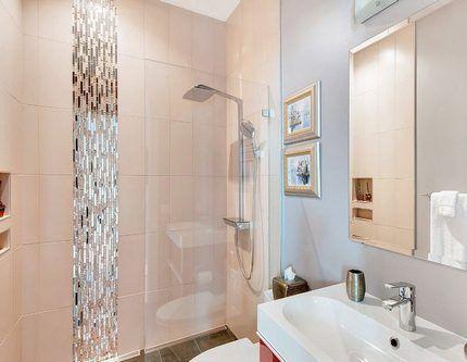 Die besten 25+ Glitter Akzent Wand Ideen auf Pinterest - badezimmer m amp ouml bel set