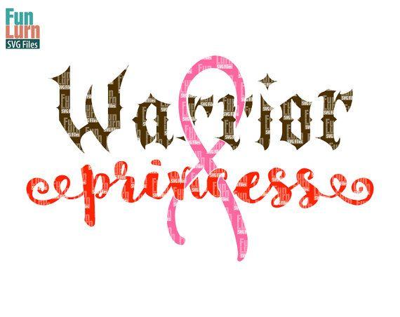 Cancer Survivor Breast Cancer SVG Survivor Warrior by FunLurnSVG