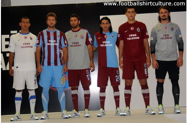 Trabzonspor 10/11 Nike Football Kits | 10/11 Kits | Football Shirt Culture.com