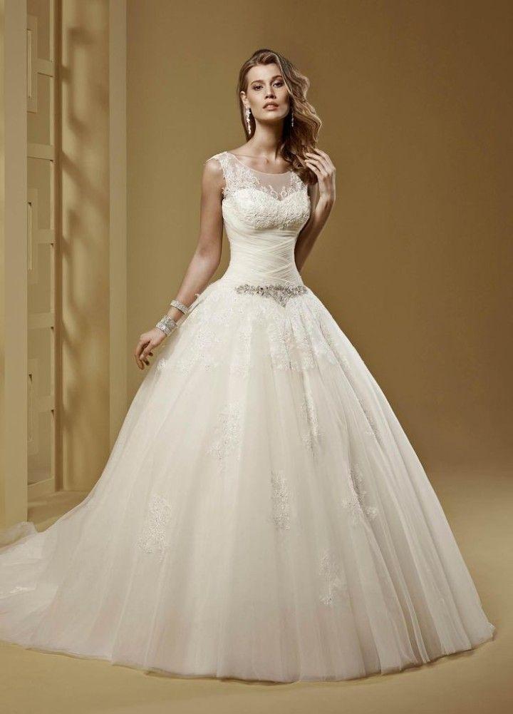 Nicole Sposa Wedding Dresses 2015. #wedding #weddings #wedding_dress