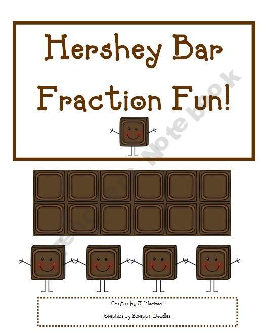 84 best Math Fractions images on Pinterest   Math fractions, Math ...
