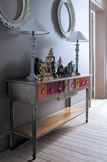 Console Jacob - Bayadère  #Grange #FrenchFurniture #Furniture