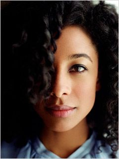 Corinne Bailey Rae. I've tried drawing her before, but it never turned out.  I will though!