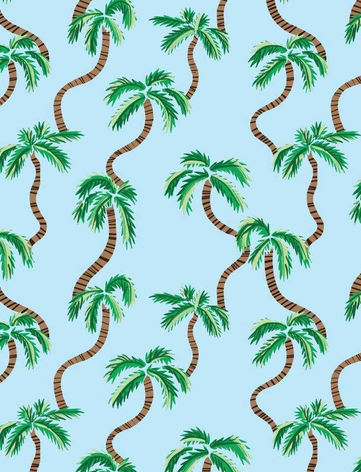 Saskia Pomeroy - Wiggly Palms