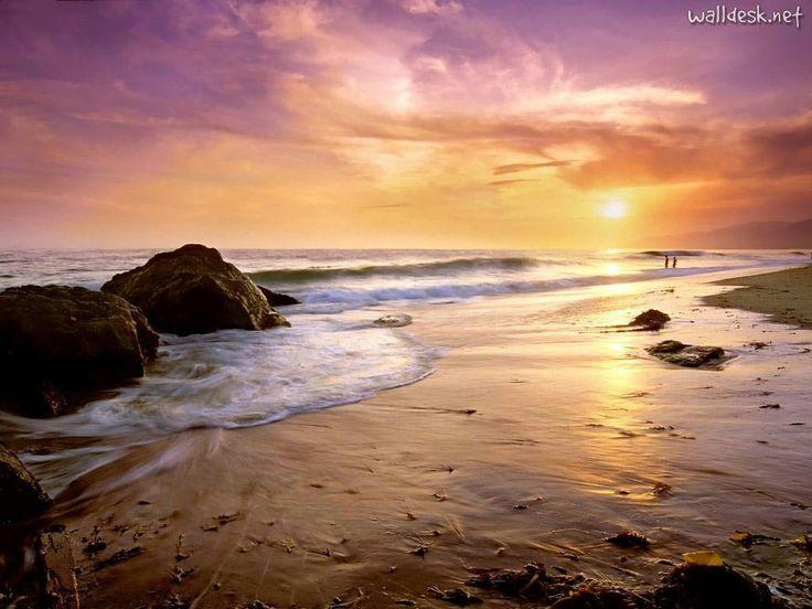 Beaches in California   Wallpapers Zuma Beach, California, free photos for PC computer and ...