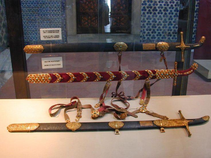 Hazrat Muhammad (PBUH) Things - Sword