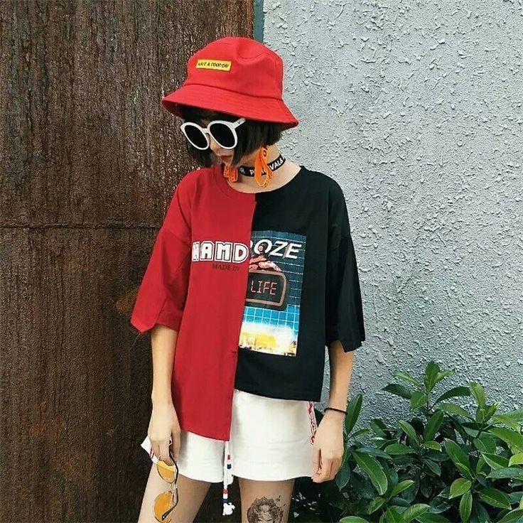 12 個讚,2 則留言 - Instagram 上的 🌸平價韓日系衣飾上架🌈低至$25一件衫(@hikoreangirl_shop):「 Bf風中袖分界上衣$42 有意請dm~ 買滿$200有九五折 __________________________ #韓國代購 #日系原宿風 #衛衣#衫#褲子 #街頭#潮人必須… 」