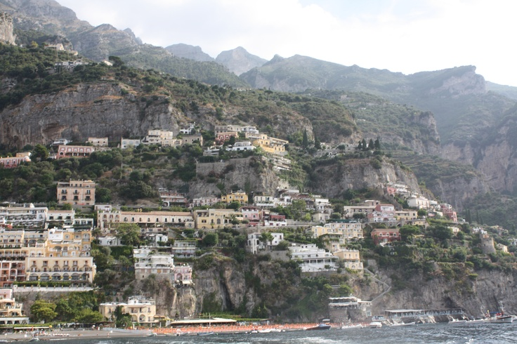 Amalfi Coast, Italy- September 2009