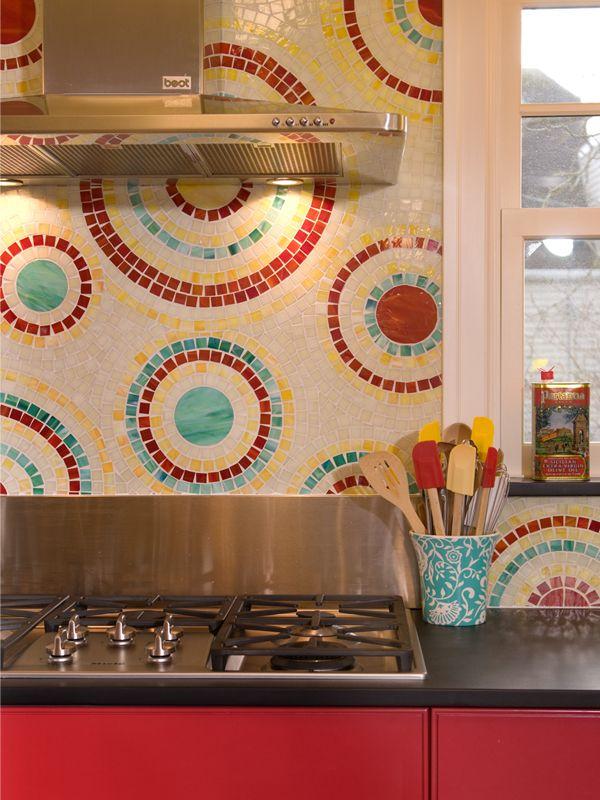 61 best Tiled Backsplashes images on Pinterest Backsplash ideas