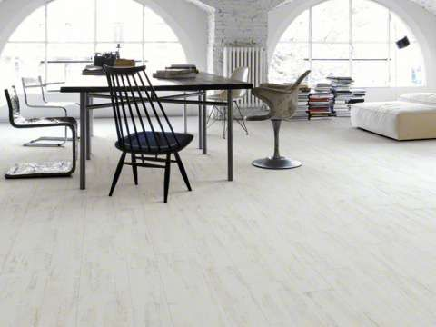 White Wood Effect Tiles - The Efeso Collection