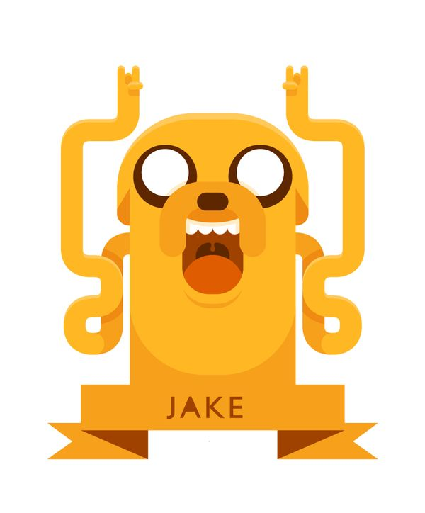 Jake by Helbetico.deviantart.com on @deviantART