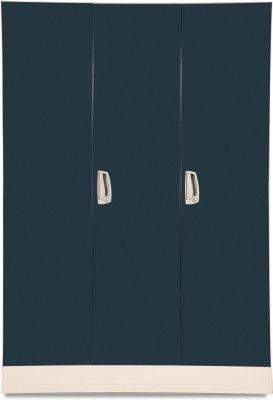 a5120e4f1 Godrej Interio Slimline 2DW Metal Almirah(Finish Color - Pacific Blue)