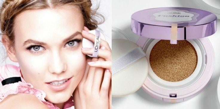 L'Oréal presenta il nuovo Fondotinta Leggero Cushion by Nude Magique