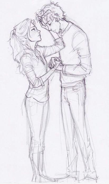 Maybe Arva and Dex
