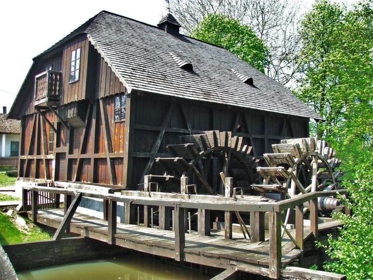 Water Mill at Turisvandi  http://www.seeuinhungary.com
