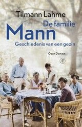 Lahme, Tilmann   - De familie Mann
