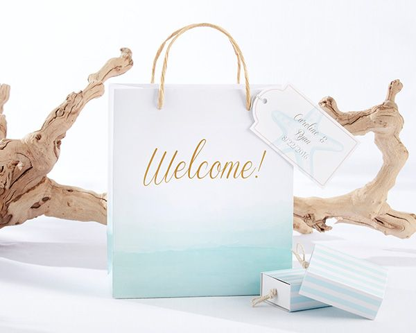 Beach Tides Welcome Bags (Set of 12) | Kate Aspen