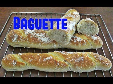 Baguette Bimby TM5 - YouTube