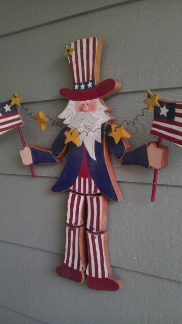 421 Best Images About Fourth Of July Crafts On Pinterest