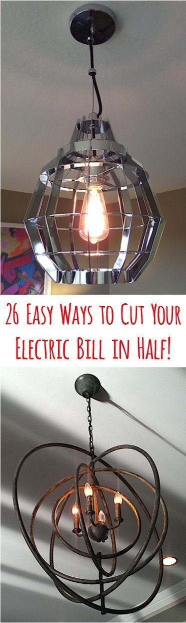 Attractive 26 Easy Ways To Save On Heating Costs And Slash Your Electric Bill! |  TheFrugalGirls