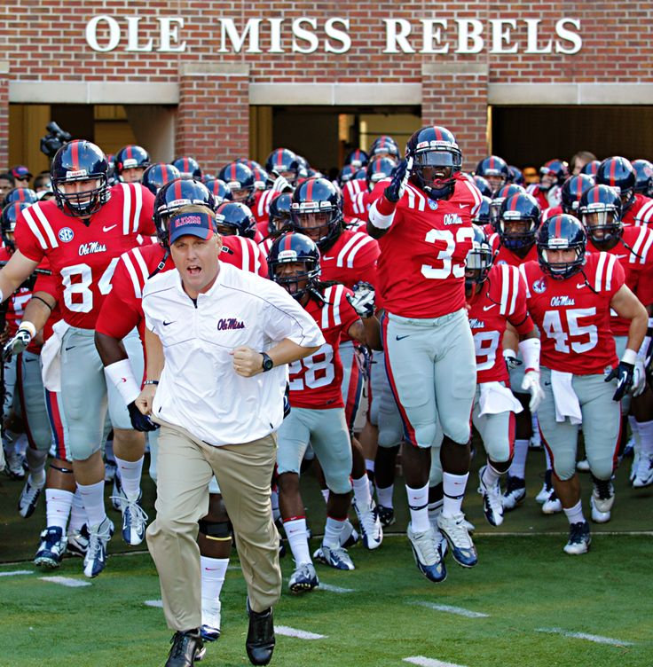 coach of ole miss football - Google Search