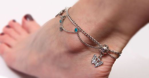 Summertime! We love this one with Swarovski crystal beads!