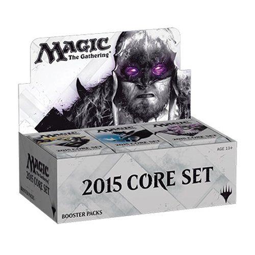 2015 Core Set / M15 – Magic the Gathering Sealed Booster Box (MTG) (36 Packs)  http://www.bestdealstoys.com/2015-core-set-m15-magic-the-gathering-sealed-booster-box-mtg-36-packs/