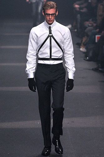 Thierry-Mugler - 2009/2010 New Fashion Trends Collections for Mens