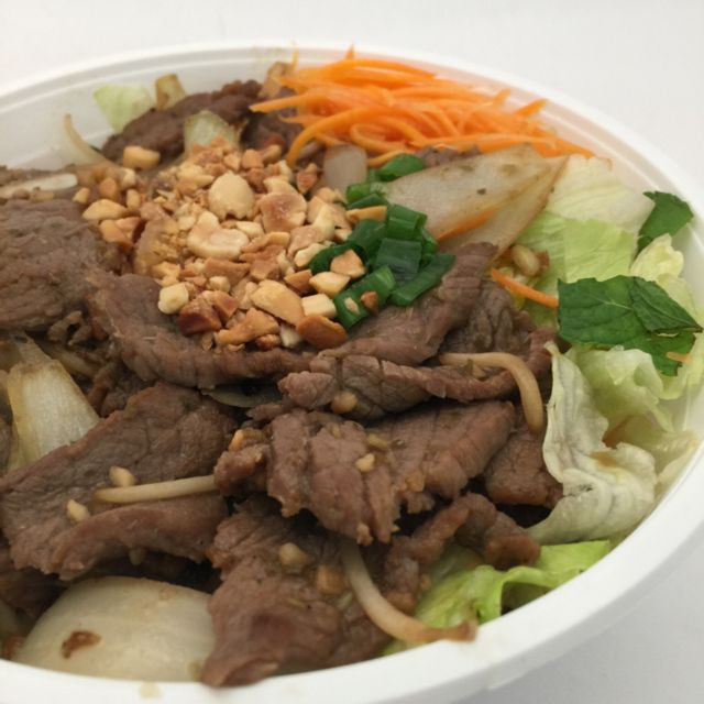 All Pho U Vietnamese Restaurant.  Chevron Renaissance Shopping Centre
