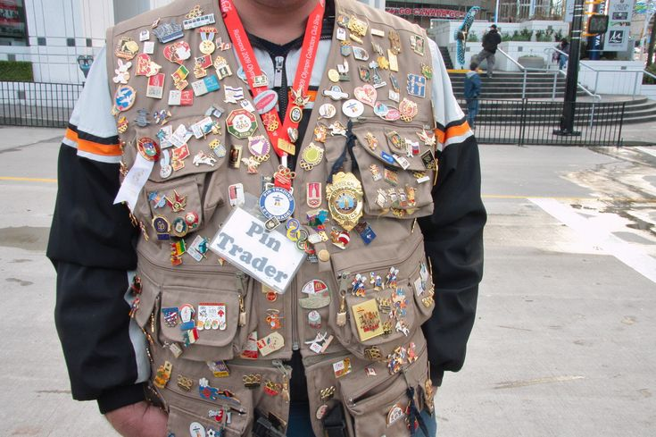 pins and pin trader