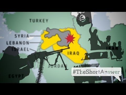 This video explains the effect of ISIS's fighting for control, and how this is affecting countries. *EXTRA*