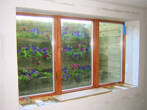 7 best images about egress ideas walkout window on for Walkout basement windows