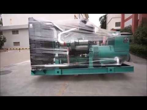 Deliver 560kw 700kva Ricardo Diesel Generator Set To Our Client