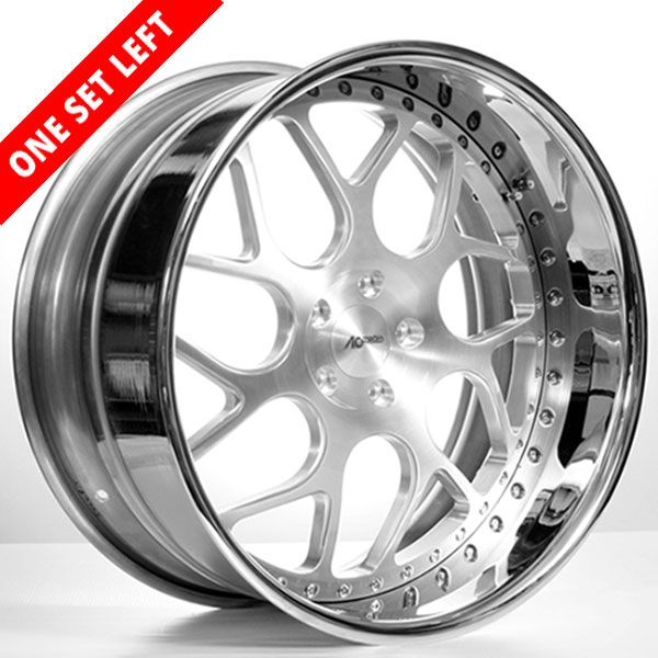 22 Staggered Ac Forged Wheels 3pc Rims Ready To Ship 5x120 Et 12mm 15mm Forged Wheels Wheel Rims Rims