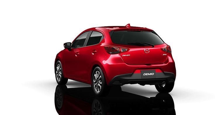【MAZDA】デミオ - SKYACTIV TECHNOLOGY搭載車