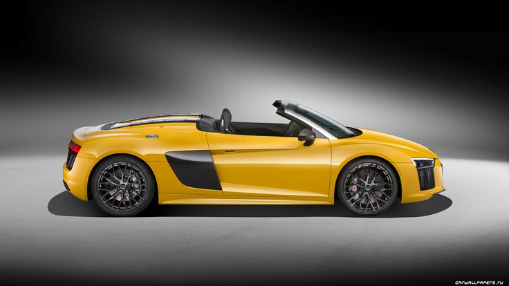 Audi R8 Spyder V10 - 2016