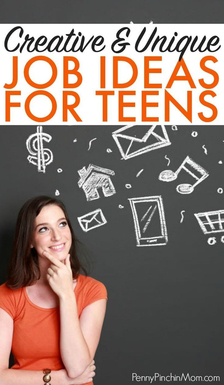 Fun teen summer jobs