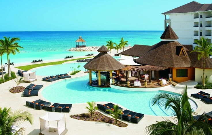 Secrets Wild Orchid, Jamaica .... Where do I begin about our 4th anniversary?!