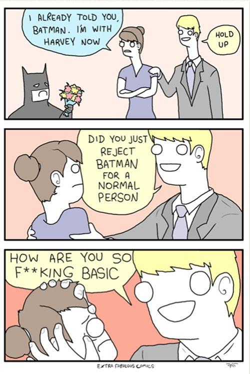 Reject Batman