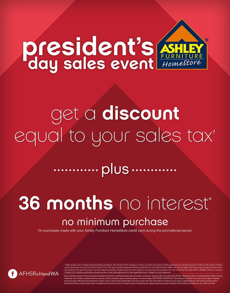 56 best images about promotions sales on pinterest for Presidents day furniture sales