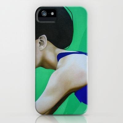 ALLA RICERCA DI ME STESSA - FUGA 1&2 iPhone Case by Michela Ezekiela Riba - $35.00 pinned with Pinvolve
