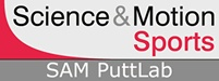 gb putting academies support the SAM Putt lab from Science & Motion